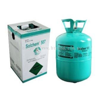 SOLCHEM REFRIGERANT GAS R507