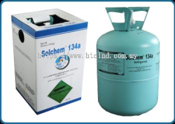 SOLCHEM REFRIGERANT GAS R134A