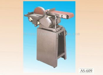 Disc & Belt Sander AS-609