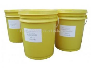 Auxiliary cleaning agent