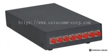 AN-FDB-07-FC8 fiber optical micro termination box for FC adapters