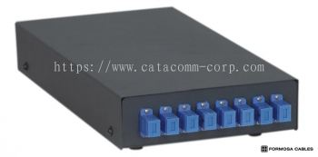 AN-FDB-07-SC8 micro fiber optical termination box