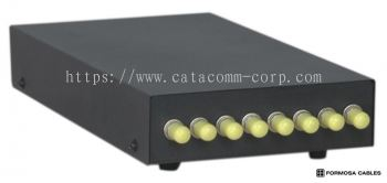 AN-FDB-07-ST8 fiber optical micro termination box for ST adapters