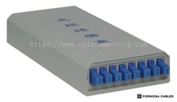 AN-FDB-08-SC8 fiber optical termination box for SC adapters