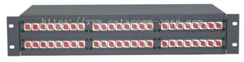 AN-FDB-03-FC48 type rack mount optical fiber distribution panel