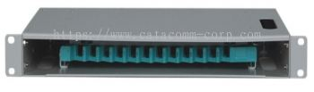 AN-FDB-01-12-B Type Multitray Slide in Optical Distribution Box