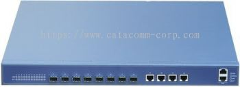 AN-L3-4012ST 8 Port Gigabit SFP X 4 Port Gigabit Tx Layer 3 Gigabit Routing Switch