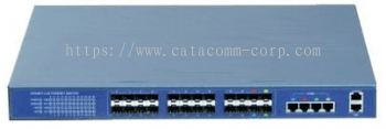 AN-L3-S5024ST 24 Port Gigabit SFP + 4 Port 10-100-1000Base-T Layer 3 Gigabit Switch
