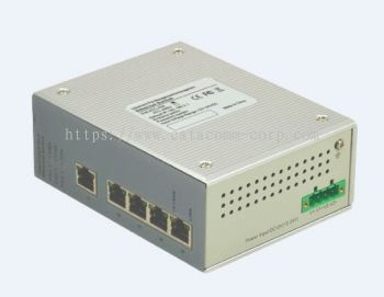 5 & 8 Port Industrial Managed & Unmanaged Fast Ethernet Switch - 01