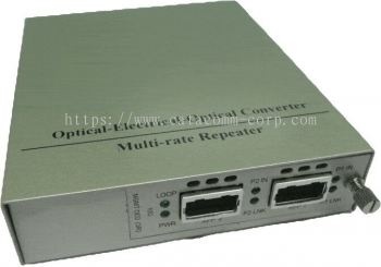 10G OEO XFP �C XFP Media Converter(1R Repeater)