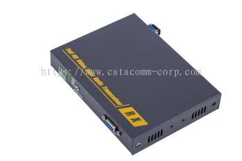 VGA KVM Over Fiber