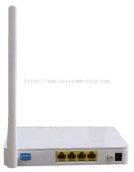 4 x Gigabit Ethernet port GPON HGU ONT with WiFi