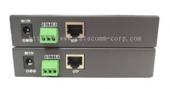 DVI KVM Extender over CAT6 cable with HDBaseT support