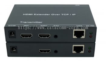 H.264 HDMI Extender over TCP/IP