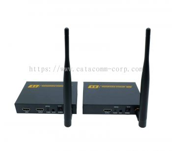 HDMI over wireless extender