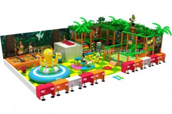 Indoor Soft Playland 4