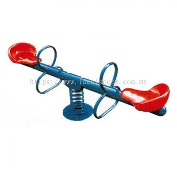 2 Seater Mini See Saw