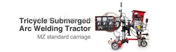 SUBMERGED ARC WELDING TRACTOR UNIT