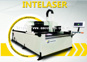 HG INTELASER CNC LASER CUTTING MACHINE
