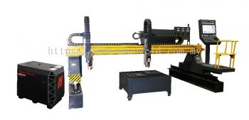HGCUT CNC PLASMA & FLAME CUTTING MACHINE (XPR300 OR MAXPRO200)