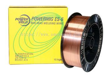 MIG WIRE AWS A5.18  ER70S-6