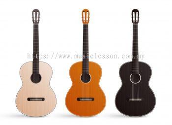 Classical & Nylon Guitars