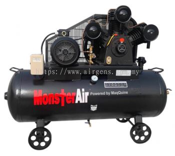 "10HP ""MONSTER AIR"" RECIPROCATING PISTON AIR COMPRESSOR, MODEL : MA100U-300HT"