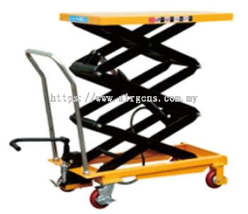 GEOLIFT Manual Lift Table - LTT50 (Germany Hydraulic Pump System)