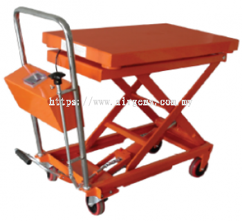 GEOLIFT Lift Table with Scale - LT50WS (Germany Hydraulic Pump System)