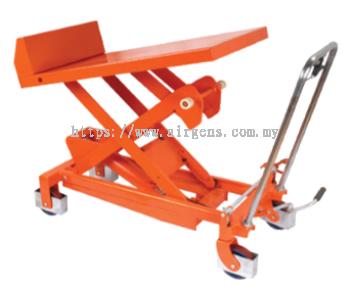 GEOLIFT Manual Lift & Tilt Table - LT50-T (Germany Hydraulic Pump System)
