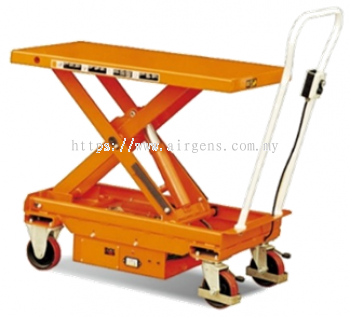 GEOLIFT Electric Lift Table - ES50 (Germany Hydraulic Pump System)