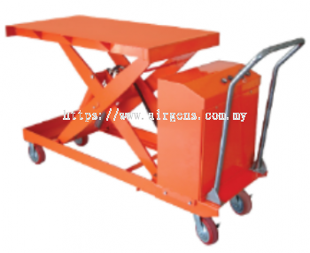 1 ton GEOLIFT Electric Lift Table - ELT100 (Germany Hydraulic Pump System)