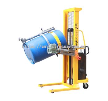 GEOLIFT Semi Electric Drum Handler SEDH-500R-1.5M (Auto Rotator)