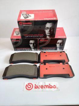 BREMBO BRAKE PAD F50
