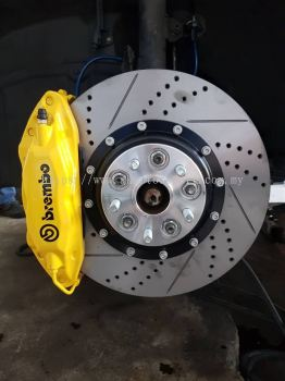 BREMBO F50 330MM TOYOTA WISH 2012