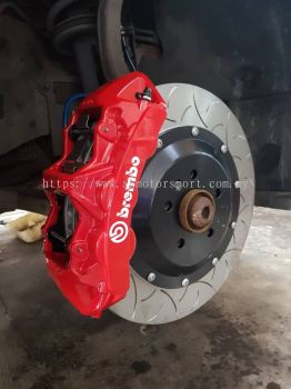 BREMBO GT6 380MM AUDI RS S5