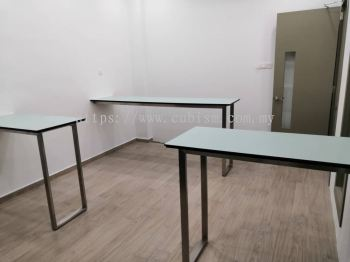 Canteen Table & Bench - canteen set