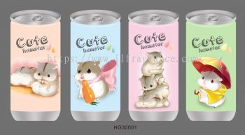 Wet Wipes HG-30001 ( Cute Hamster ) RM 16.00