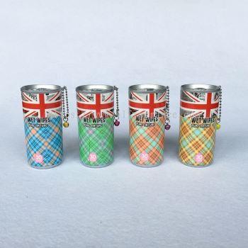 Wet Wipes JB19-30103 ( Medium ) UK Flag RM 16.00
