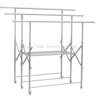 Outdoor Hanger 6250 S/Steel