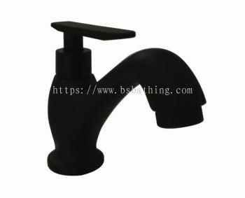 W5023SL5-BL Basin Tap Black