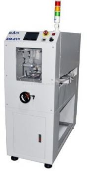 SM-610 PCB Surface Cleaning Machine