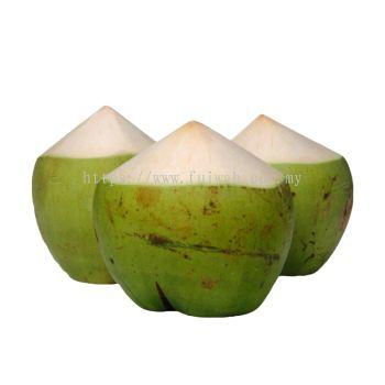 Green Coconut ( 6 Pcs )