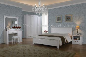 VICTORIA II - BEDROOM SET