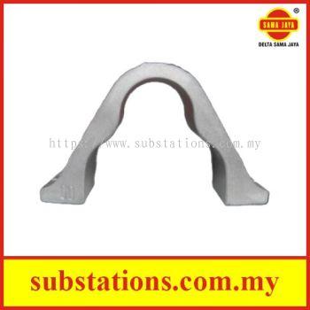 Trefoil (Aluminium) Cable Cleat