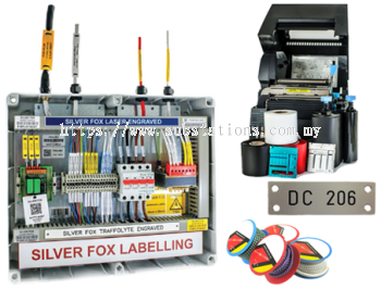 Cable Identification System & Accessories