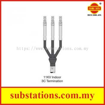 Indoor 3 Core XLPE / SWA / PVC Cables Up to 11kV