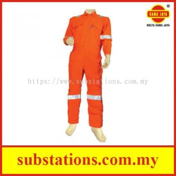 Superior Coverall Electrical Arc & Flash Fire Protection
