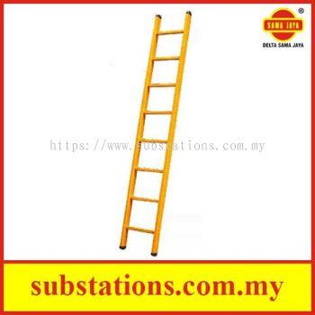 Full Fiberglass Single Pole Ladder