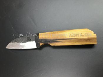 Laser Marking Service on Knife